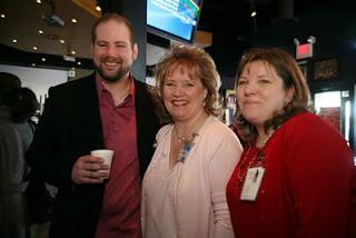 Matthew Sherry, Michelle Tverberg, Julie Jacky 2010