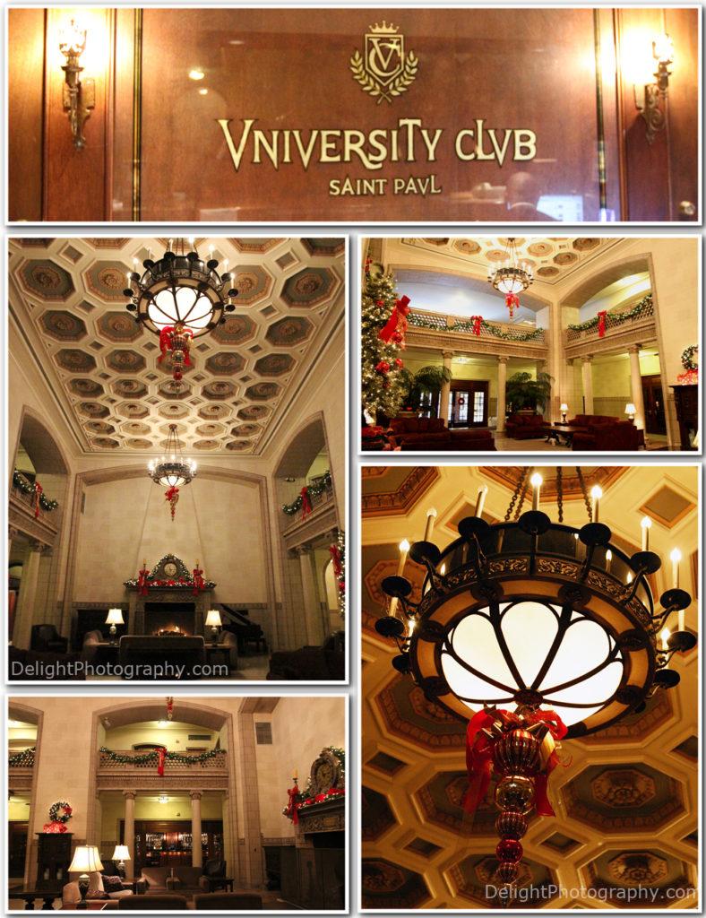 University Club St. Paul MN