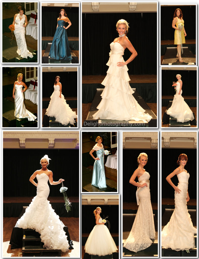fierce bridal gowns