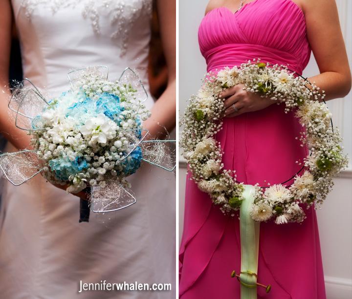bridal wreath idea