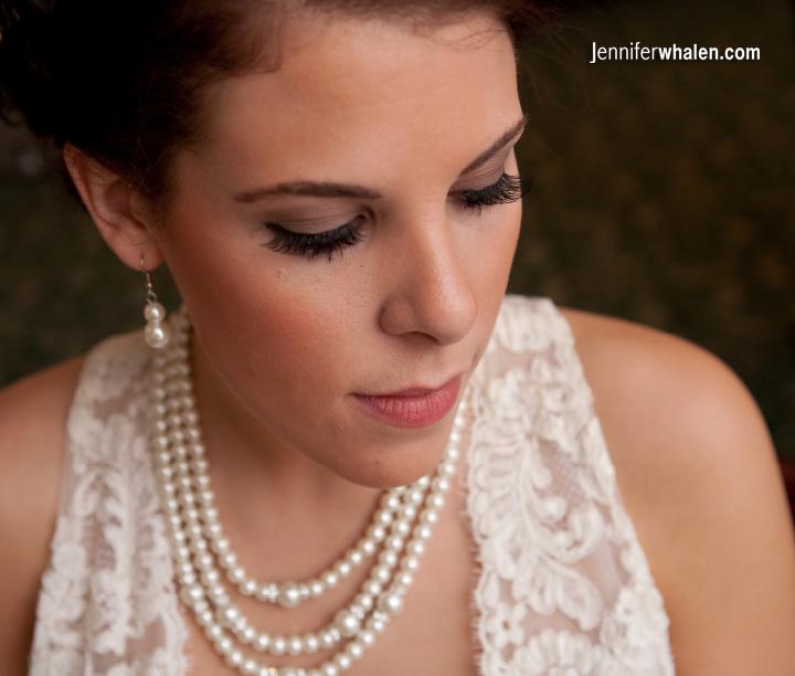 elizabeth sherry bridal model 2010