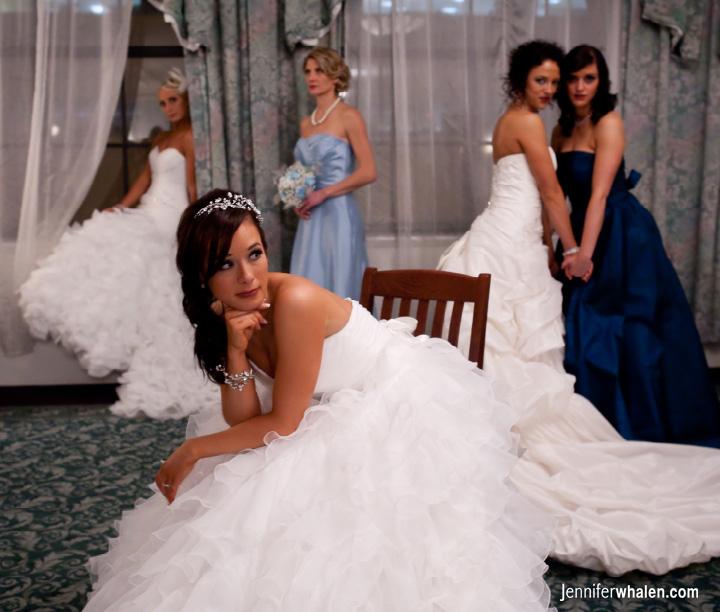 models 2010 bridal fashion