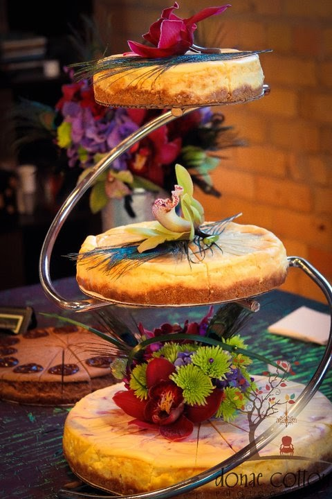 cheese cake tier