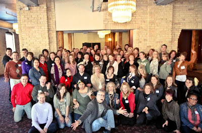 TCWEP NEtworking Group Photo