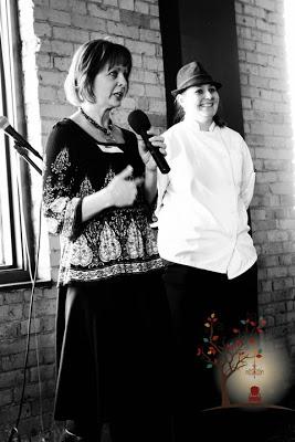 Speaking at 2011 event