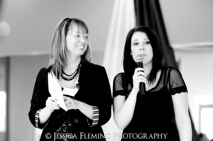 Lori Snyder and Elizabeth Sherry of TCWEP