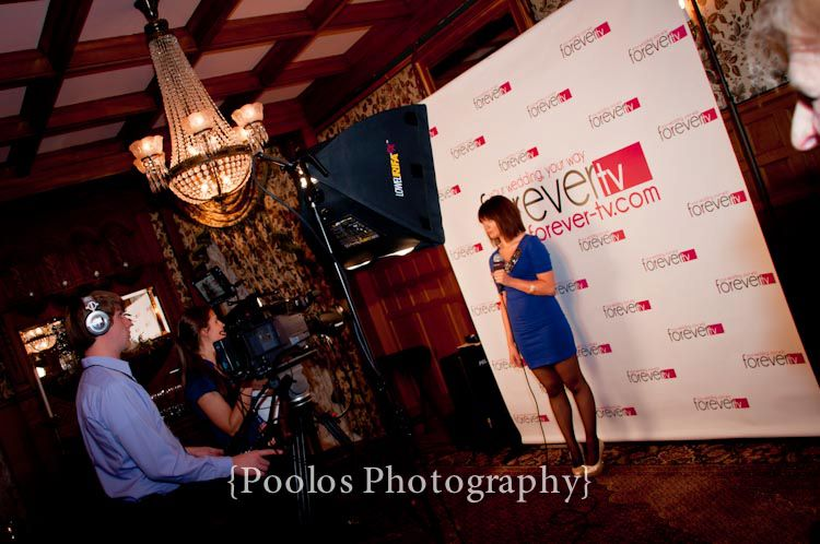 Event Coverage step and repeat wall