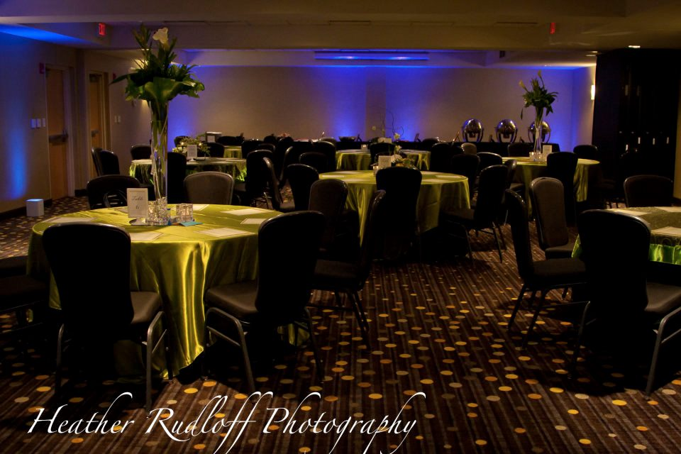 crowne plaza banquet room