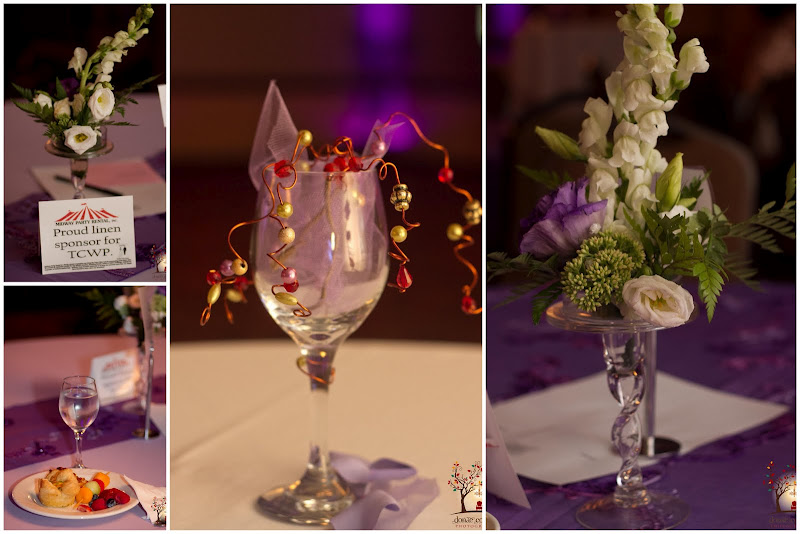 table decor ideas from TCWEP