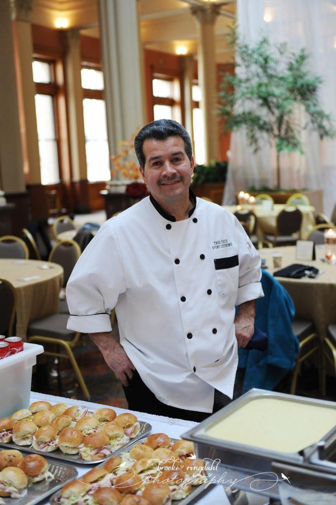 landmark center chef
