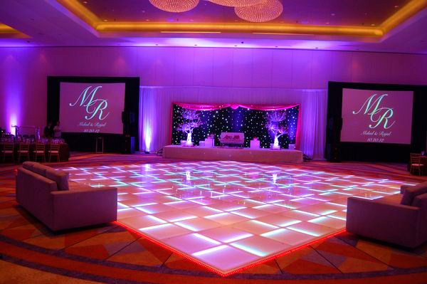 LED Dance Floor, Imagine Lights