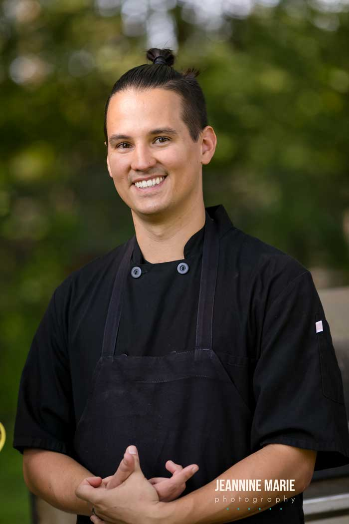 Head Chef Roberto