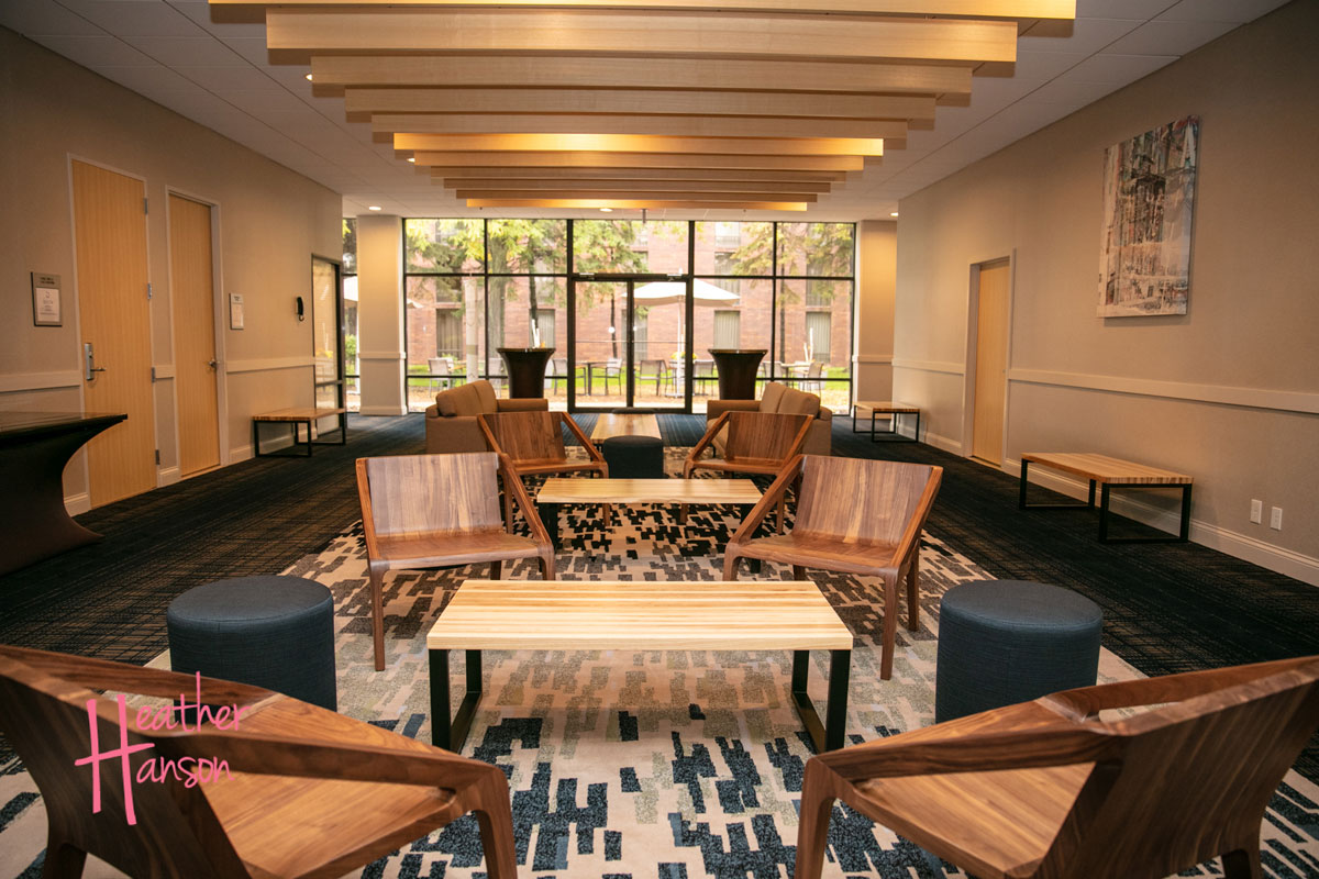 Delta Hotels by Marriott seating area, tcwepNetwork