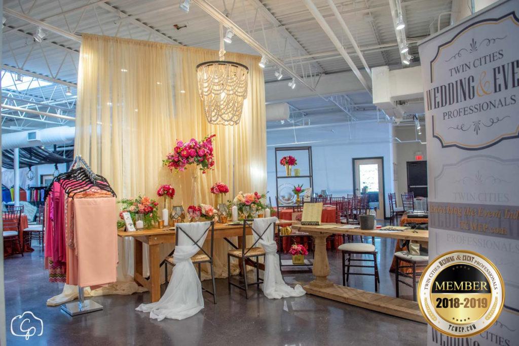 festivities event rental decor floral