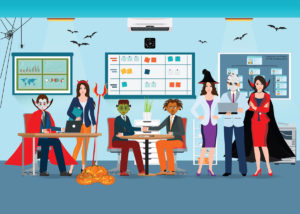 Corporate Halloween Costumes
