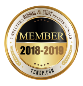 Twin Cities Wedding & Event Professionals Membership Seal