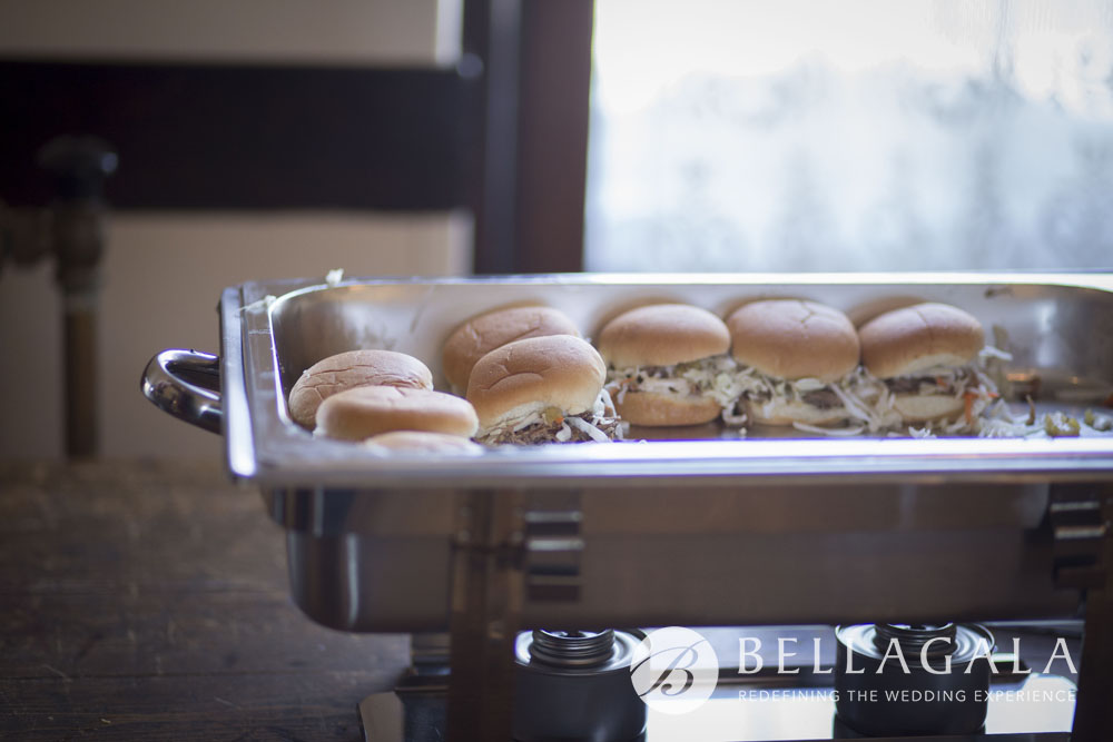 Unique Dining Catering - sliders