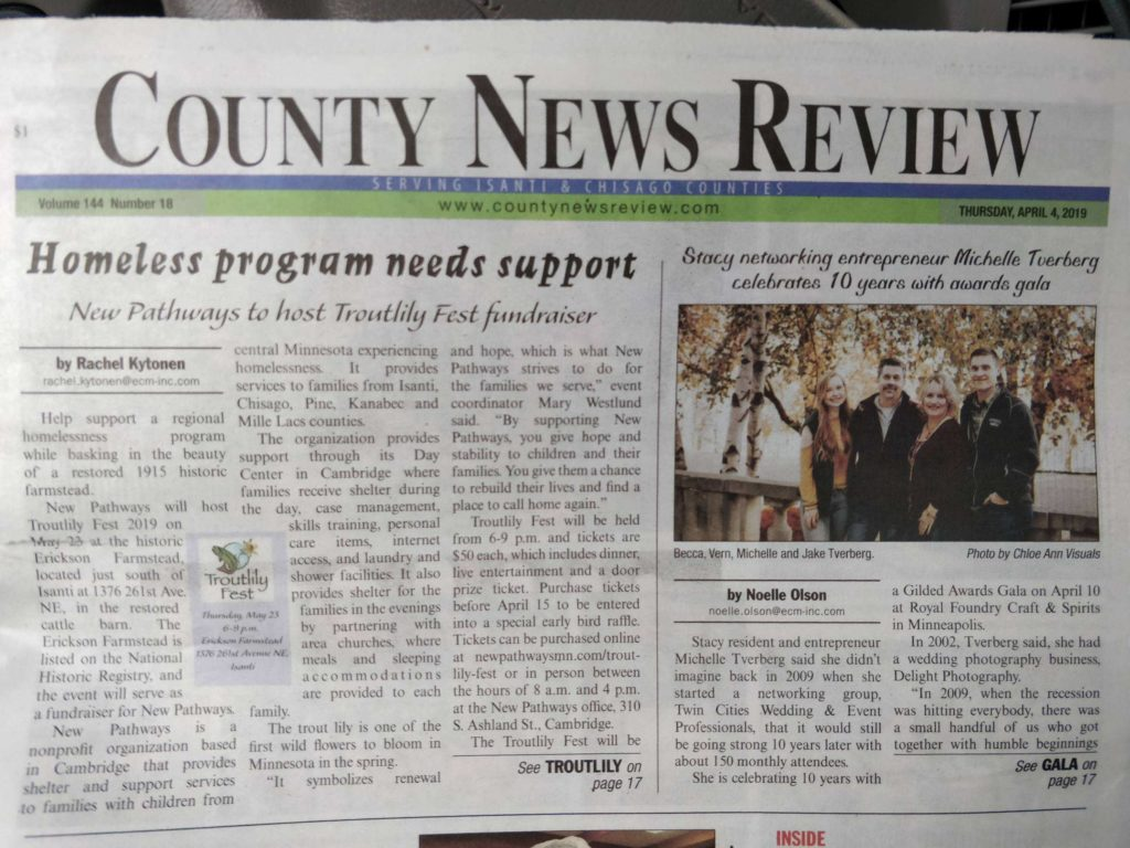 County News Review Cover