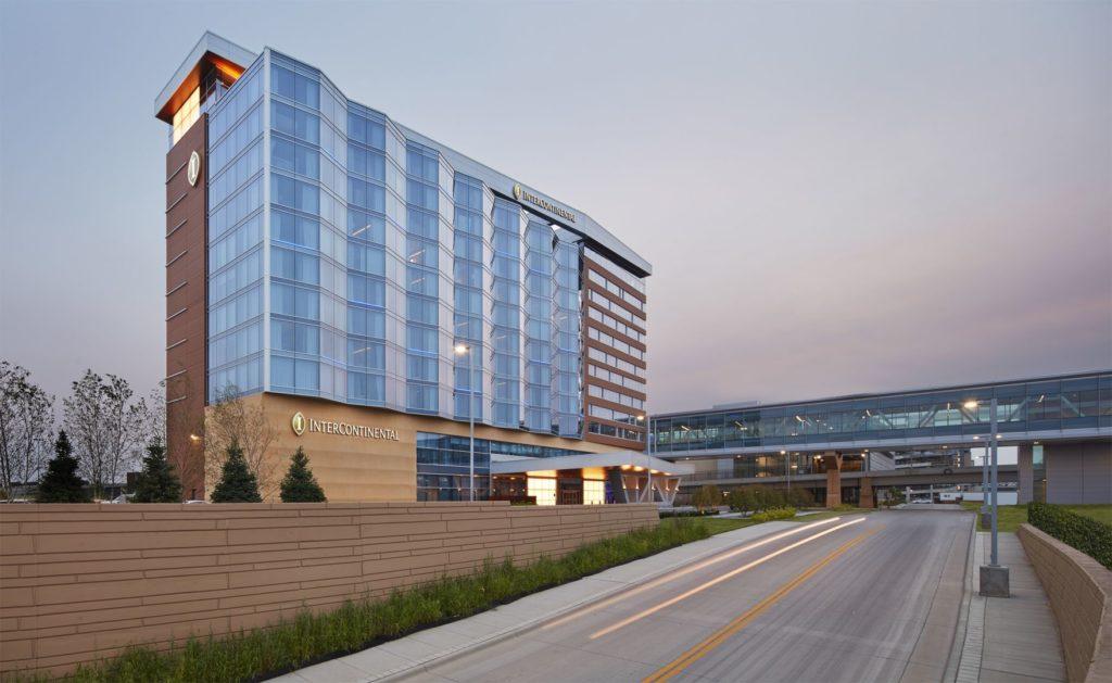 Intercontinental Airrport Hotel