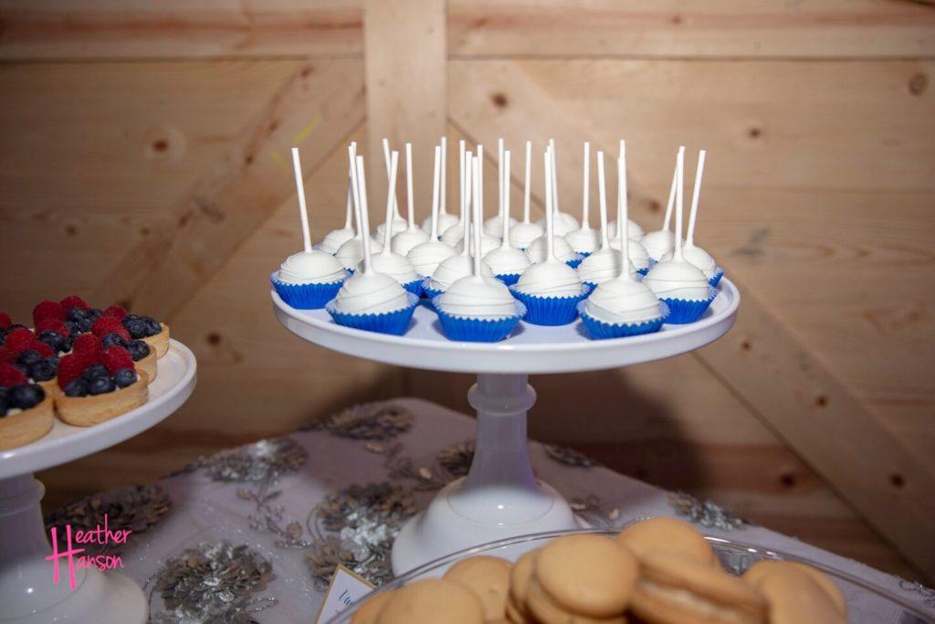 Vanilla Cake Pops