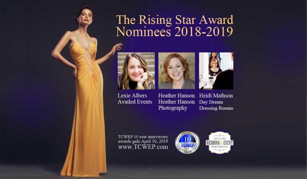 Rising Star Award 2018-2019