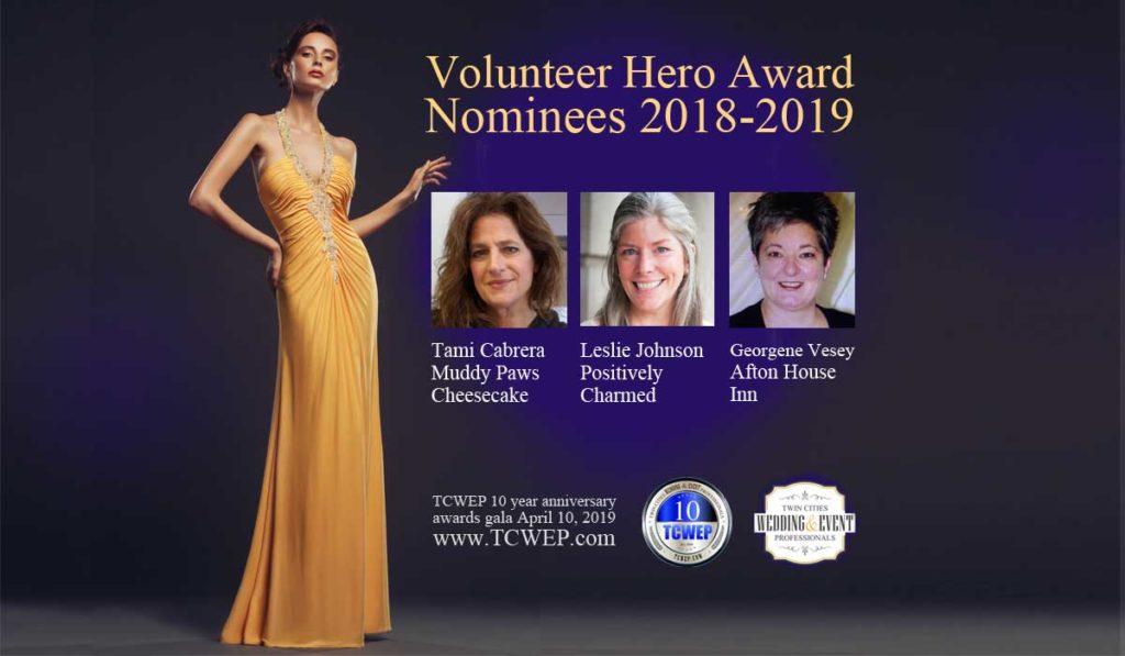 Volunteer Hero Award 2018-2019