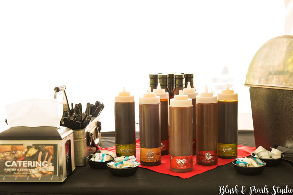 Rack Shack BBQ Sauces