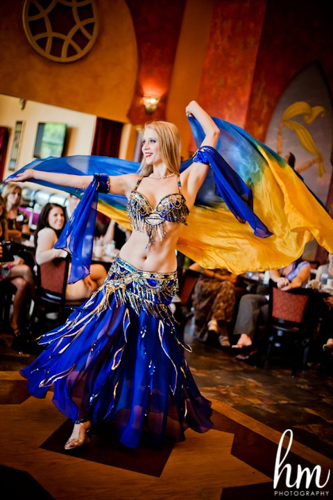Belly Dancer Twin Cities