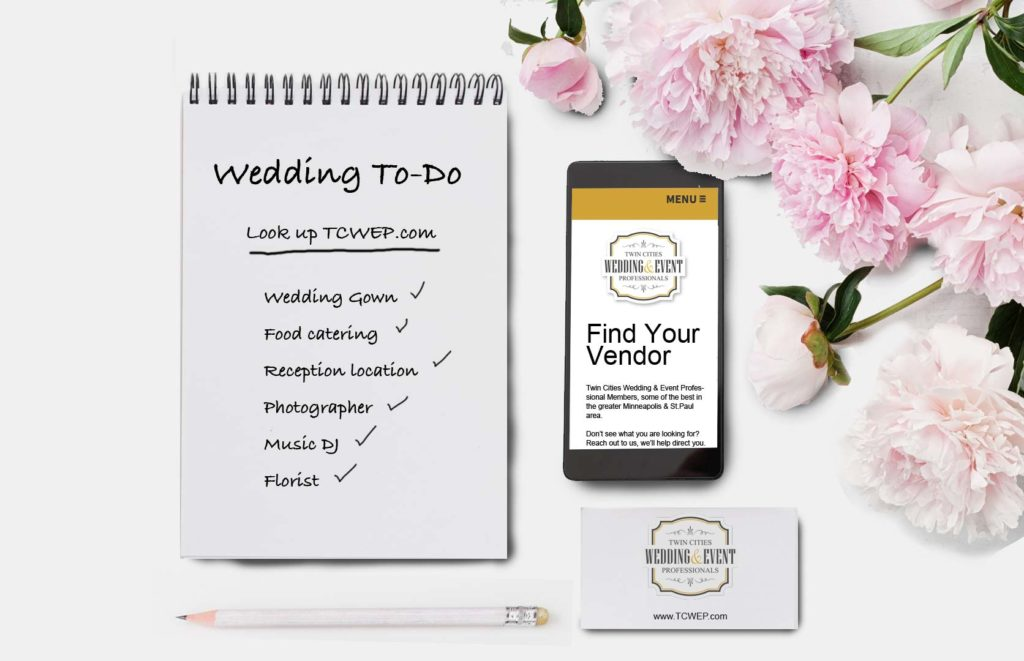 Wedding and event vendors