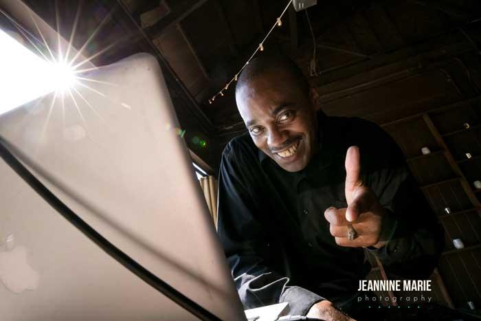 DJ Greg Ellis