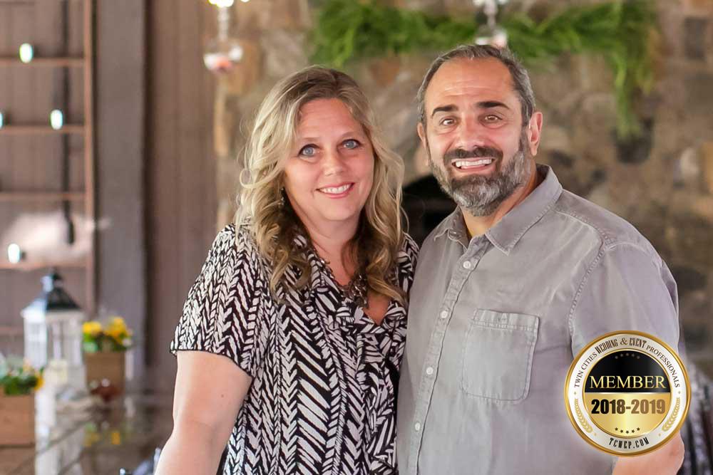 Paula and Michael Buschilla
