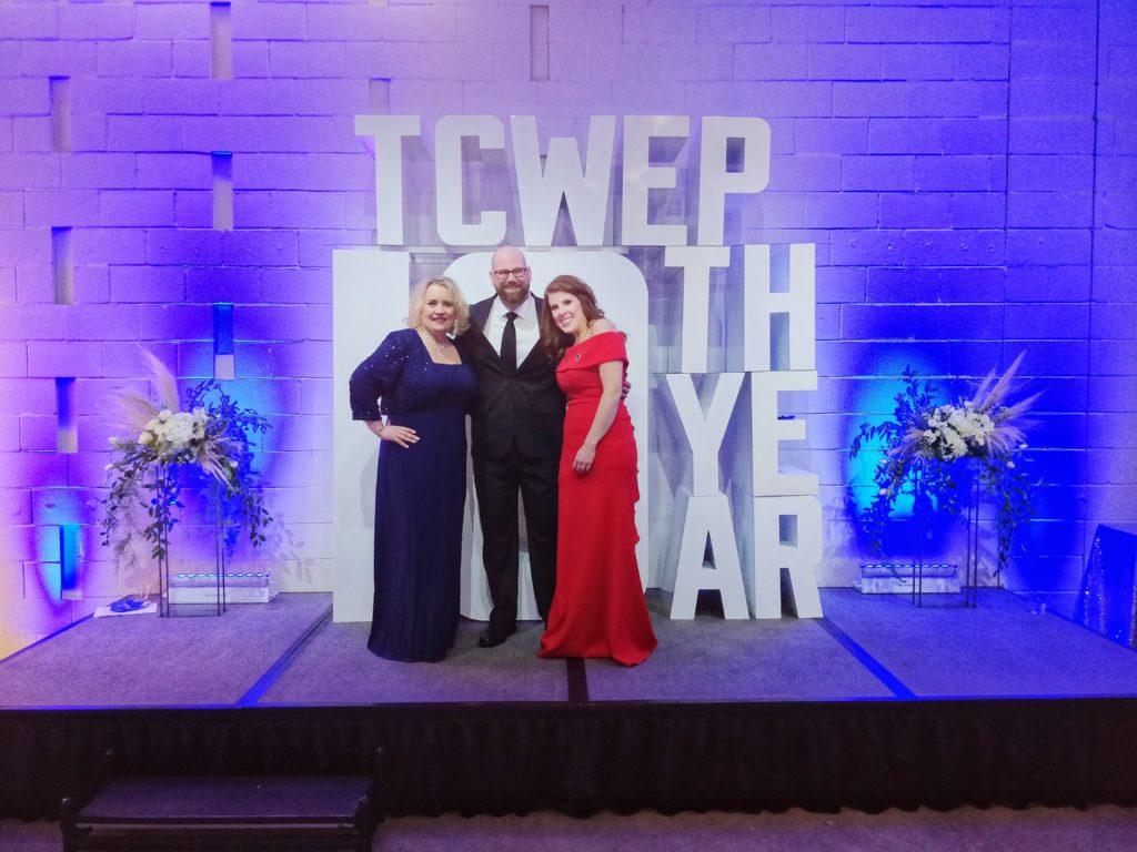 TCWEP 10 year gala