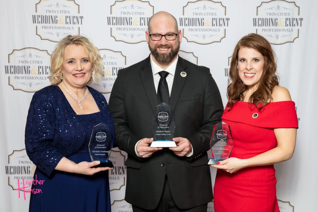 Twin Cities Wedding & Event Professionals Award Show
