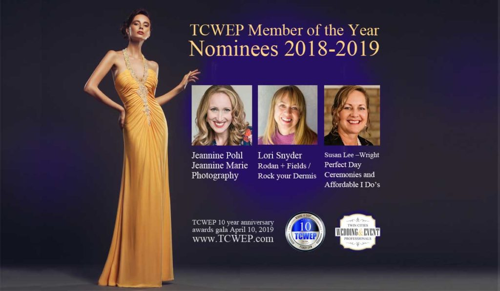 TCWEP Member of the Year