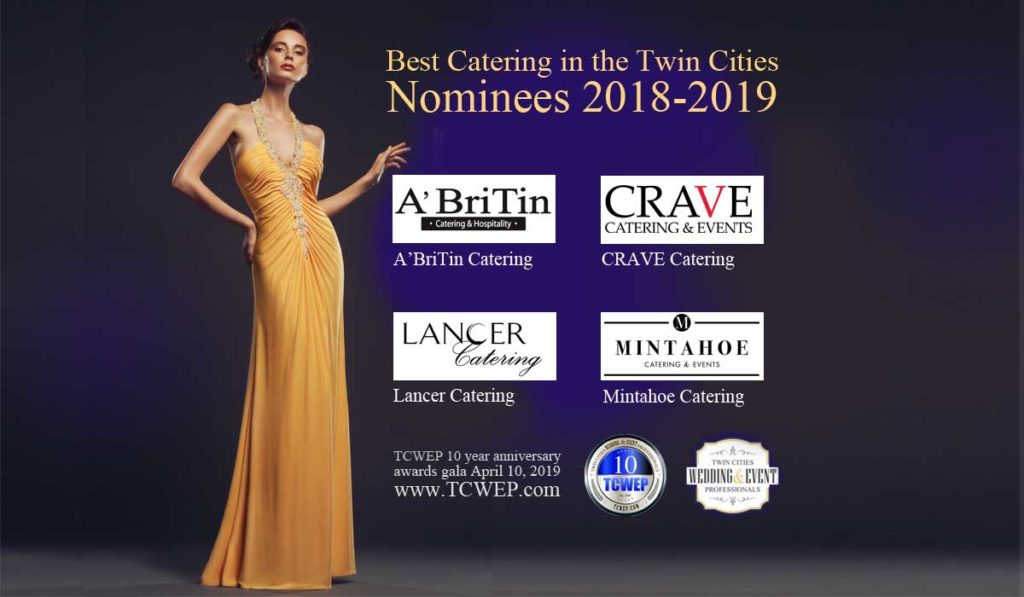 Best Catering Twin Cities 2018-2019