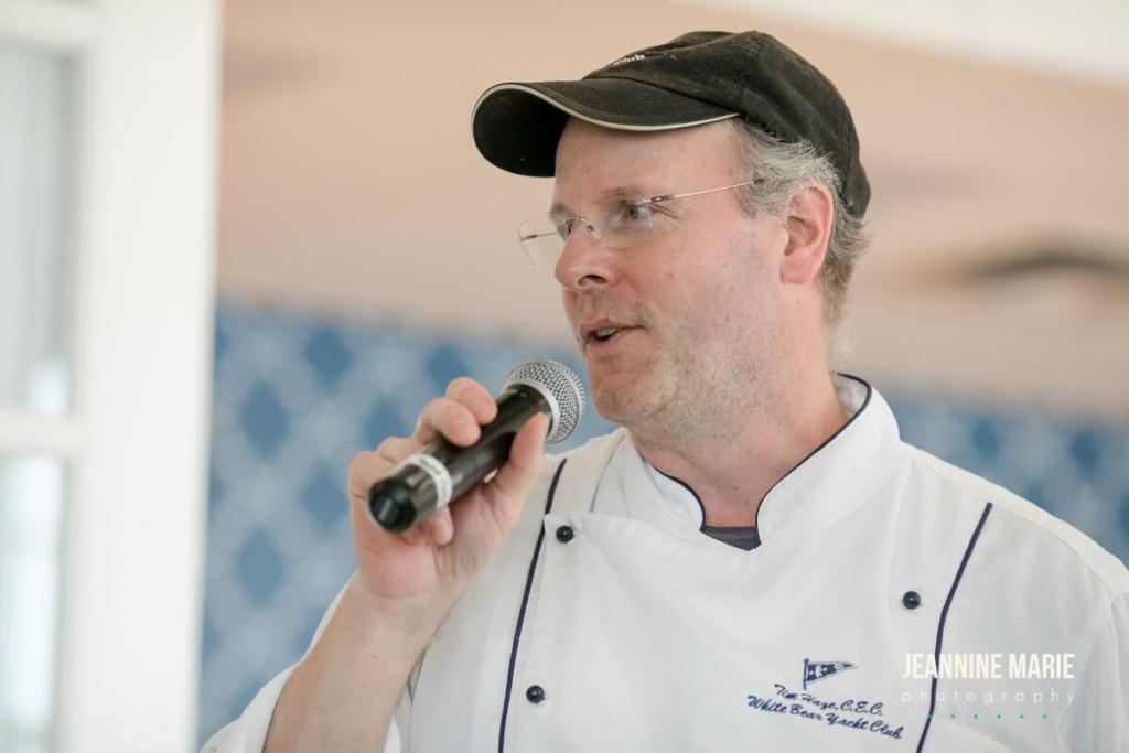 Chef Tim Haze