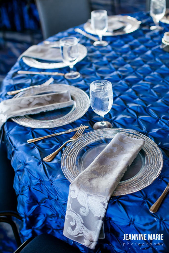Linens for wedding