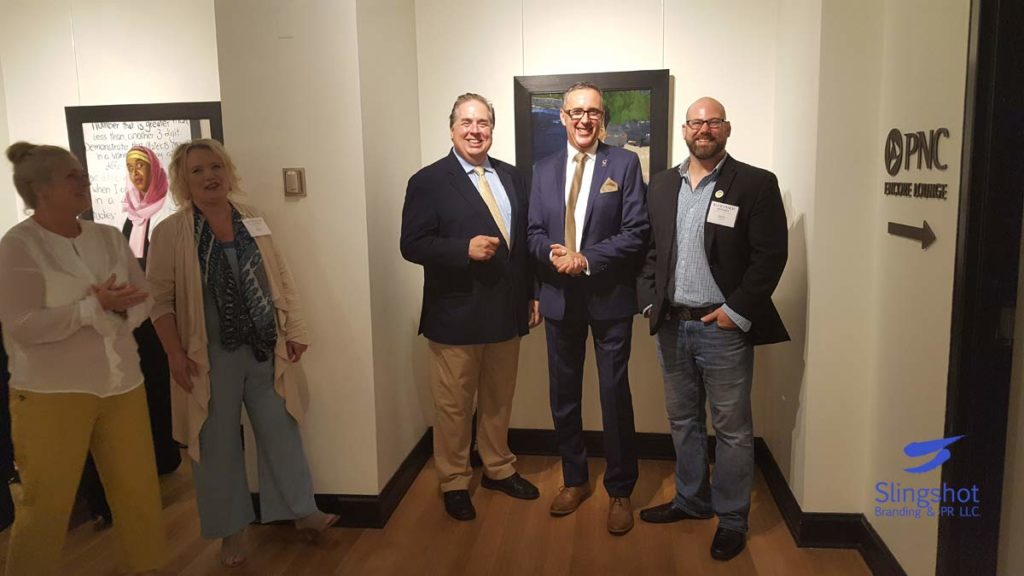 Bill Herman, Alan Marshal, Matthew Sherry, TCWEP