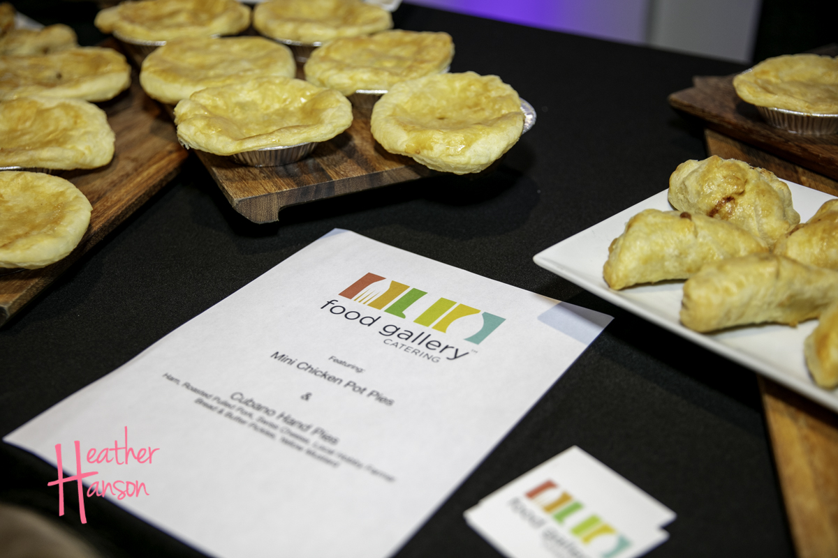 BBQ Catering, Chicken Pot Pies, & Cubano Hand-Made Pies