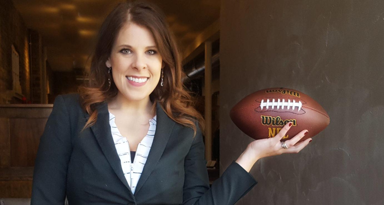 Elizabeth Sherry NFL