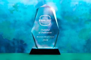 Diamond Award 2020 TCWEP