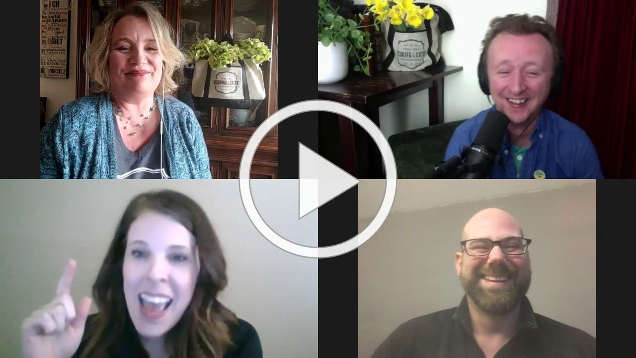 Video: Covid-19 Conversation 13 Minutes of Supportive Insights and Laughter