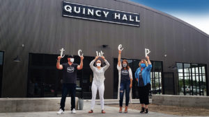 Quincy Hall Venue Tour