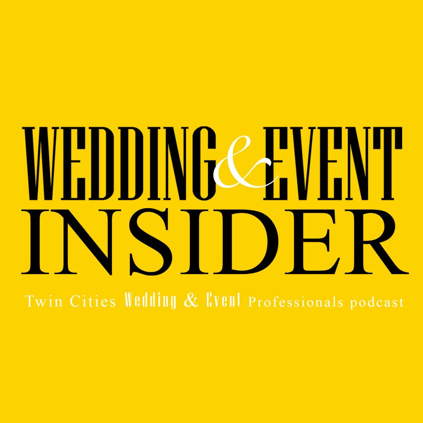 Wedding & Event Insider Podcast Logo